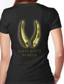 Earthbound Warrior Womens Fitted T-Shirt