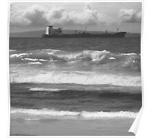 SHIPPING LANE Poster