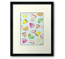 Fruit Salad! Framed Print
