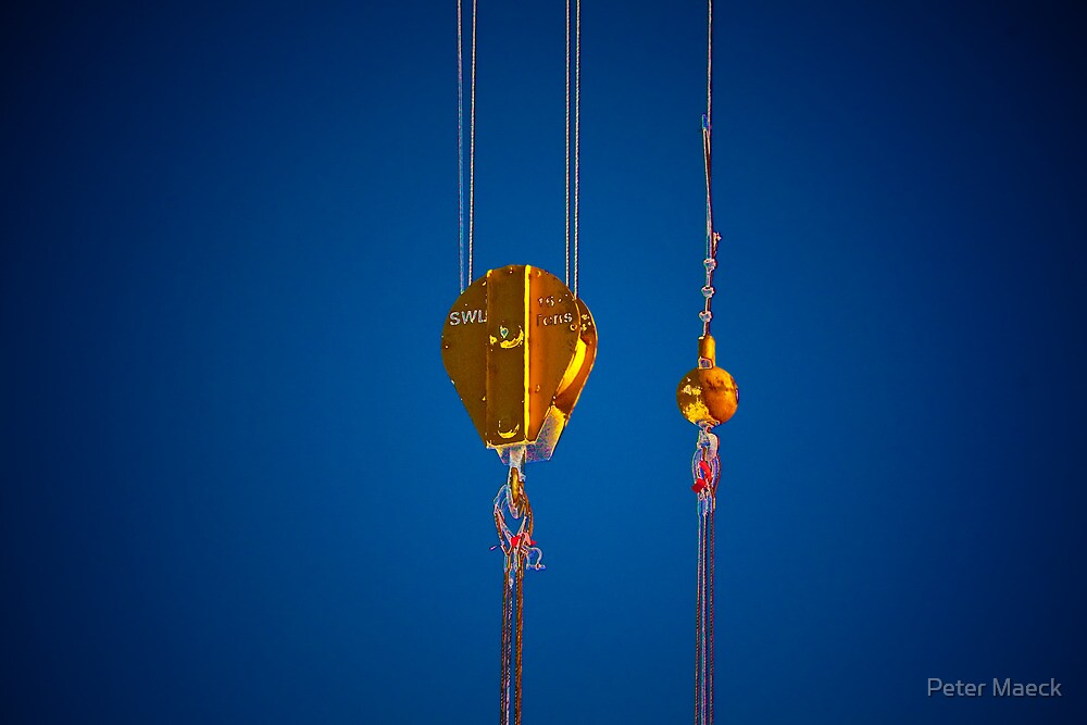 Baubles by Peter Maeck