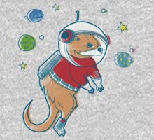Otter Space  Kids Tee