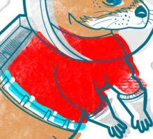 Otter Space  Sticker
