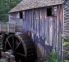 Old Smoky Mountain Mill by ©  Paul W. Faust