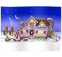 Candy House Poster