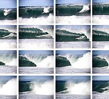 Barrell Sequence by Creative SweetArt