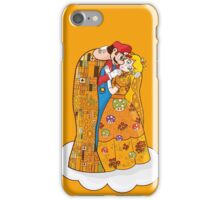 """The """"about to"""" Kiss iPhone Case/Skin"""