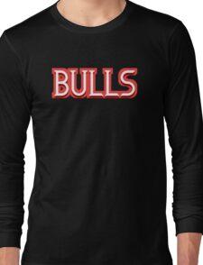 BULLS - Smile Design 2015 Long Sleeve T-Shirt