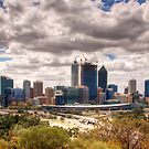 Perth Skyline by Lynden