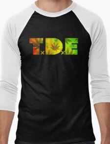 TDE TOP DAWG RASTAFARIAN RED YELLOW GREEN WEED T-Shirt