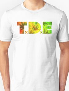 TDE TOP DAWG RASTAFARIAN RED YELLOW GREEN WEED T-Shirt