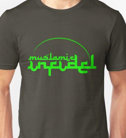'Muslamic Infidel (Green) Unisex T-Shirt