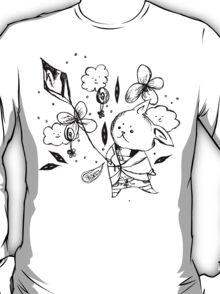 The Wish of A Rabbit - Usa No Negai T-Shirt