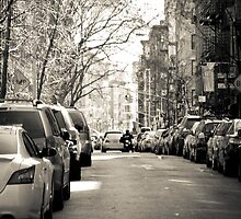 Lower east side by Susan Grissom