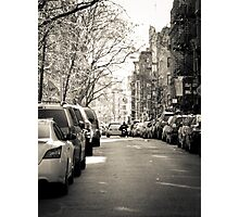 Lower east side Photographic Print