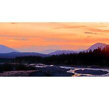 Quill Creek Sunrise Photographic Print