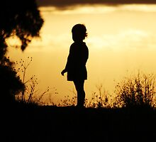 Sweet Silhouette by Amy Dee