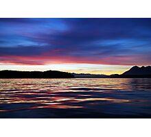 Spirit of the sky - Tofino, BC Photographic Print