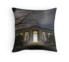 Eternal Life Throw Pillow