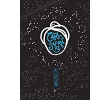Carl Sagan: Pale Blue Dot Photographic Print