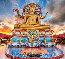 Big Buddha by Brian Winshell