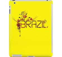 Flowering Brazil iPad Case/Skin