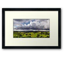Gippsland Australia - 2011 Framed Print