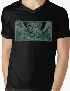 The Weeping Angel Part 2 Mens V-Neck T-Shirt