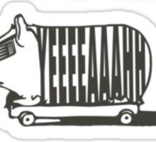 GUINEA PIG TRIO Sticker