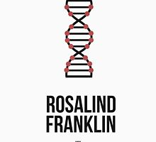 Rosalind Franklin (Dark Lettering) - Clothing & Other Products Unisex T-Shirt