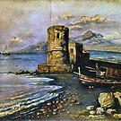 Old lighthouse by Francesca Romana Brogani