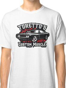 Toretto's Custom Muscle Classic T-Shirt