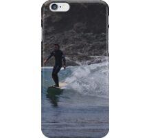 Surfer's Wake iPhone Case/Skin