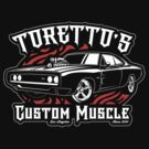Toretto's Custom Muscle by superiorgraphix