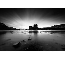 Highland High Tide Photographic Print