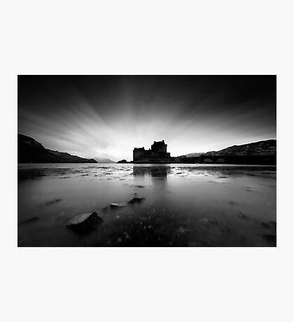 Highland High Tide Photographic Print