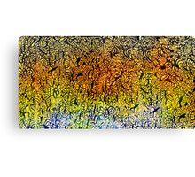 Undersea design. Canvas Print