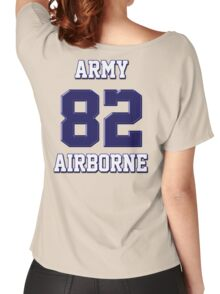 Army 82 Airborne Women's Relaxed Fit T-Shirt