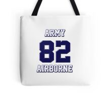 Army 82 Airborne Tote Bag