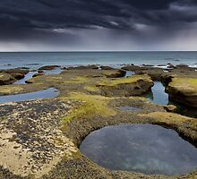Anglesea, Great Ocean Road, Victoria, Australia by Shelley Warbrooke