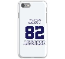 Army 82 Airborne iPhone Case/Skin