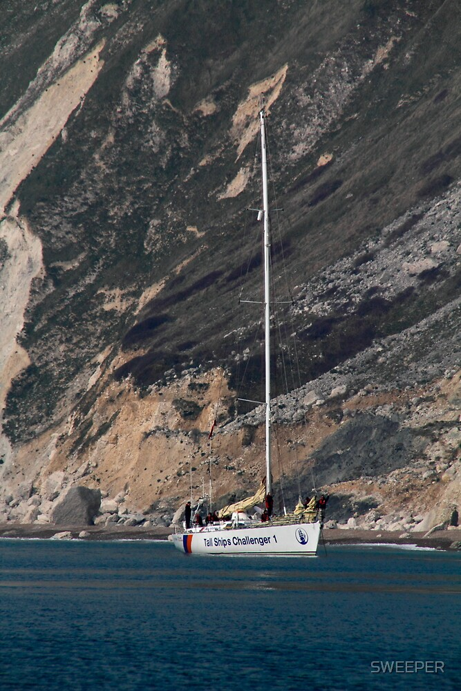 Racing Yacht by SWEEPER