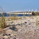 Eastern Scheldt storm surge barrier by Adri  Padmos