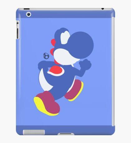 Yoshi (Blue) - Super Smash Bros. iPad Case/Skin