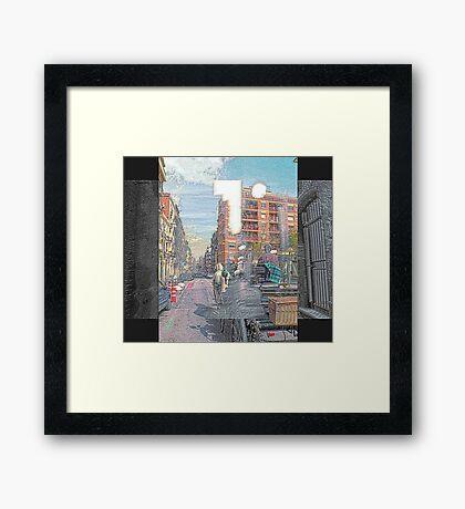 P1390593 _P1390693 _GIMP _XnView _2 Framed Print