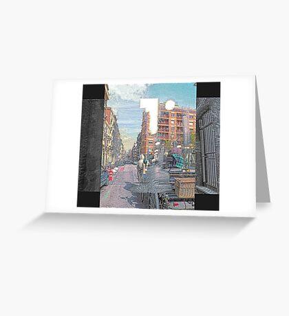 P1390593 _P1390693 _GIMP _XnView _2 Greeting Card