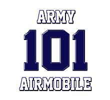 Army 101 Airmobile Photographic Print