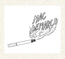 Mac Demarco Cig by jessieh29
