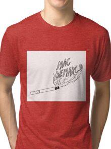 Mac Demarco Cig Tri-blend T-Shirt
