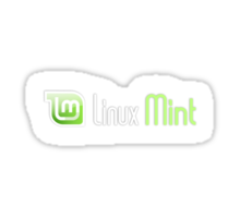 Linux Mint Sticker