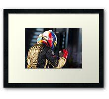 Petrov 2011 Australia GP Framed Print
